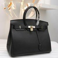Wholesale Women Handbags Designer Handbags Bags Luxury Brands Totes Bag Litchi Grain Cow Leather Bags For Women Bags High Quality