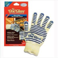 Cheap 50pcs BBA4067 Ove Glove Mitts Hot Surface Handler 5 finger Microwave Oven Gloves Non Slip Silicone Grip heat resistance family party gloves