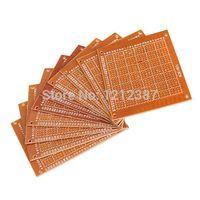 Wholesale 10pcs x9cm PCB Blank Circuit Board Prototype Paper Solder Circuit Panel BS88 H