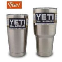 beer deliveries - Fast delivery Bilayer Cooling Stainless Steel Insulation Cup OZ YETI Cups Cars Beer Mug Large Capacity Mug Tumblerful