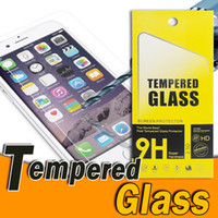 amp packages - Tempered Glass screen protector for iphone S LG Stylus LS775 Premium Real Film Screen Protector for Samsung Amp Galaxy S7 paper package