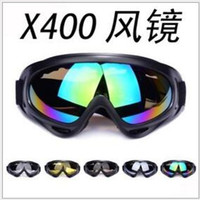 Wholesale 2016 Factory supply Outdoor cycling goggles CS wind glasses X400 goggles The goggles color optional