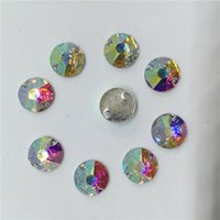 bead making supplies - DIY Jewelry Making Supplies High Shining Round Professions AB Resin Loose Beads High Quality Shining Jewelry Beads