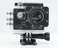 Wholesale SJCAM SJ5000 WiFi inch LCD MP Novatek P Full HD Black And Silver Waterproof Action Sport Camera