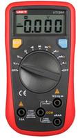 Wholesale Digital Multimeter UNI T UT136A UT A with DC voltage measuring range mV V V V V UT136