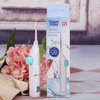 Wholesale Power Whitening Flosser Oral Irrigator Electric Floss Pick Dental Care Water Jet Cords Tooth Pick Braces