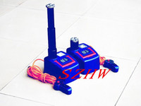 Wholesale DC12V Car electric hydraulic jack NE Min Max height MM largest top heavy KG for General family cars Free ship