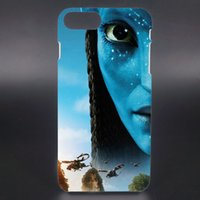 avatar iphone - Avatar Movie Show Character Hard Plastic Case Cover For iPhone S S Plus