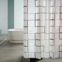 Wholesale Retail Modern Style Shower Curtain Eco friendly EVA Shower Curtains Moldproof Waterproof Bath Curtain Bathroom Products JI0085 salebags