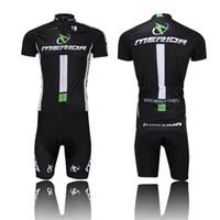 Camisa mayor-Mérida o X-Men larga parada Negro Verde Jersey de ciclo del babero desgaste fijan Pro Bike Jersey de bicicletas Ropa superiores de la bici del verano