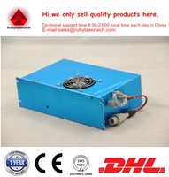 Wholesale Good quality AC110 input V or PWM signal laser control DY W CO2 laser power supply PSU for Reci S4W4 W CO2 laser tube