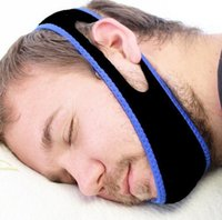 Wholesale 2016 New STOP SNORE CHIN STRAP QUIET SLEEP SNORE CESSATION NEW SNORE BELT SLEEP APNEA