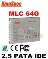 Wholesale Kingspec quot PATA Solid State Drive hd ssd ide GB disk MLC hard drive Internal Hard Drives ssd