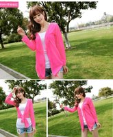 Wholesale 2014 new summer sun female Korean long sleeved cardigan sweater beach sun protection clothing female coat shawl shipping