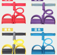 abdominal workout equipment - Resistance Band Body Tummy Workout GYM Abdominal Exercise Fitness Yoga Equipment