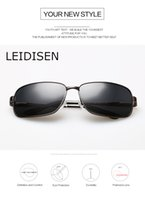 alloy to buy - Quadrate plating UV400 Polarized Sunglasses to buy five male drivers Driving Glasses Polarizer for half price