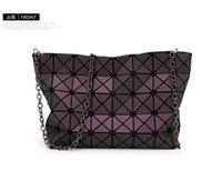Wholesale New Fashion Baobao Bag Ladies Geometric Plaid Laser Women Handbag Brand Designer Tote Bag Shoulder Bag For Women