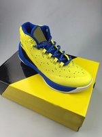 away b - Stephen Curry generations Basketball Shoes Sneakers Men Man Blue Athletic Away MVP U A Sport Flat Training Currys Shoes