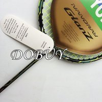 Wholesale New Arrive Popular Piece Glanz Badminton Racket U badminton racquet