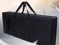 Wholesale Professional Portable Key Keyboard Electric Piano Padded Case Gig Bag D Oxford Coth