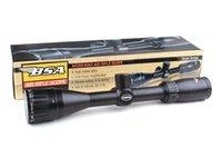 al por mayor visores bsa-BSA AR esencial 3-9x40 AO Mil Dot táctico óptico de caza de la vista Visores de disparo Mira telescópica