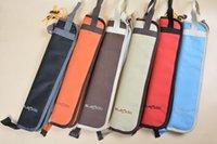Wholesale SleDa Drumsticks Bag Folding Drumstick Case Drum Sticks Mallet Holder Single Backpack