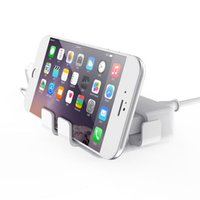 apple ipad adaptors - USB Charger Plug Port Wall Charger Adaptor for Apple iPhone iPad Samsung Galaxy Smartphone Tablet lifetime guartee