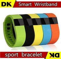 Wholesale 10pcs activity wrist bands fibit tw64 wristband Smart bracelet Wristband Fitness tracker Bluetooth fitbit flex Watch for ios android