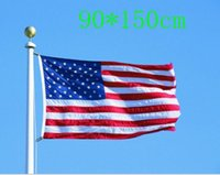 american flag patriotism - Jumbo cm ft American Flag National USA US FT Polyester Be Proud Show off Your Patriotism Festive Party Supply Decoration