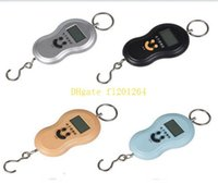 best pocket digital scale - 20pcs Fast shipping kg hanging lage scale best competive price hangings scale colors