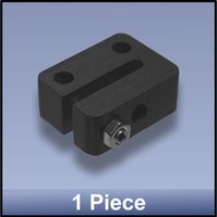 Wholesale 2pcs ANTI BACKLASH DELRIN NUT miniature FOR CNC mm M8 LEAD SCREW