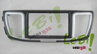 american dash - Car refitting DVD frame DVD panel Dash Kit for Honda Accord DIN American Mideast Version Low end