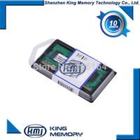 al por mayor 2gb dimm-Envío libre Ordenador DDR RAM Original chipset 2GB 1333 ddr3 MHz-PC1066 204PIN 1.5V RAM SO-DIMM NO ECC