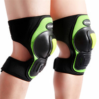 Wholesale Authentic WOSAWE Motocross Bike Cycling Skating Goalkeeper Knee Pads Protector Brace Support Kneepad Pad Pair