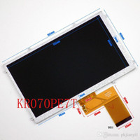 Wholesale hot sell New inch LCD LED Display Screen PANEL For KR070PE7T Tablet PC Replacement