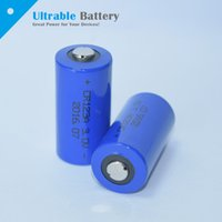 Wholesale High Quality V Primary Lithium Battery LiMnO2 Battery Non rechargeable Battery CR123A Battery mAh Long Operating Life