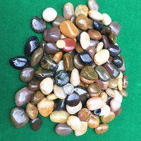 aquarium for homes - Natural river sand stones Pebbles cobblestone Garden for decorations accessories home Aquarium Garden Parterr Water Fountain Decorations