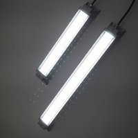 bars machine equipment - LED ligh for Equipment w V V V IP65 industrial lighting bar LED machine light optional rotating light angle adjustment