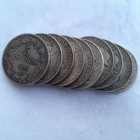 belgium art - Belgium Coin piece differ Crafts Promotion Cheap Factory Price nice home Accessories Silver Coins