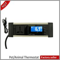 aquarium pet temperature controllers - Ringder AC V LCD Digital Pet Animal Reptile Paludarium Aquarium Temperature Controller Digital Thermostat Regulator