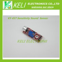 avr stock - KY High Sensitivity Sound Microphone Sensor Detection Module For Arduino AVR PIC IN STOCK