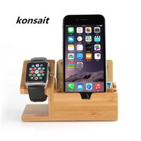 bamboo wood floors - Bamboo Wood Charging Stand with USB Port Charging Mount Holder Bamboo Wood Stand for Apple Watch iphone S S Plus
