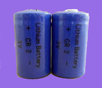 Wholesale 500pcs CR2 v Lithium battery for camera