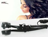 automatic crimping - Professional in Hair Curler And Straightener D Automatic Salon Ceramic Iron Hair Crimp cortes de cabello rizador de pelo