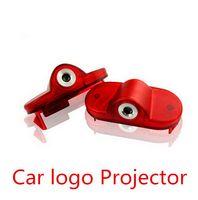 Wholesale LED Door Warning Light With For VW Logo Projector FOR Volkswagen VW golf mk4 touran caddy mk4 bora Beatles