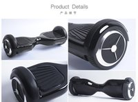 Wholesale smart balance wheel hoverboard smart balance scooter with Samsung battery remote control rubber protection