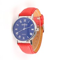 Wholesale Hot style authentic watch blue glass Waterproof male ms high tide lovers watch factory outlet