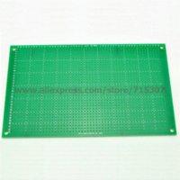 Wholesale 3pcs x15cm single side PCB prototype board fiberglass FR4 green oil board universal board test board mm thickness