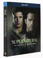 supernatural dvd - Supernatural season Blu ray BD Disc Set US Version Boxset New