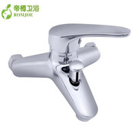 Wholesale Bathtub Faucets Contemporary And Contracted Multifunction Shower Faucet Copper Shower The Bath Hot And Cold Tap